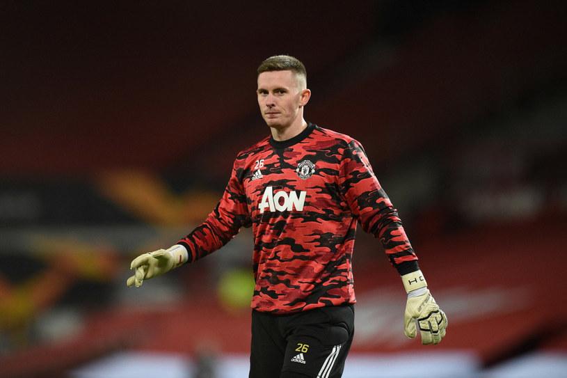 Dean Henderson nie jest pewny swojej przyszłości w Manchesterze United /OLI SCARFF/AFP/East News /East News
