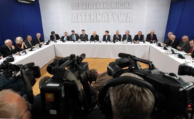 Debata Alternatywa odbyła się w siedzibie PAN w stolicy /PAP