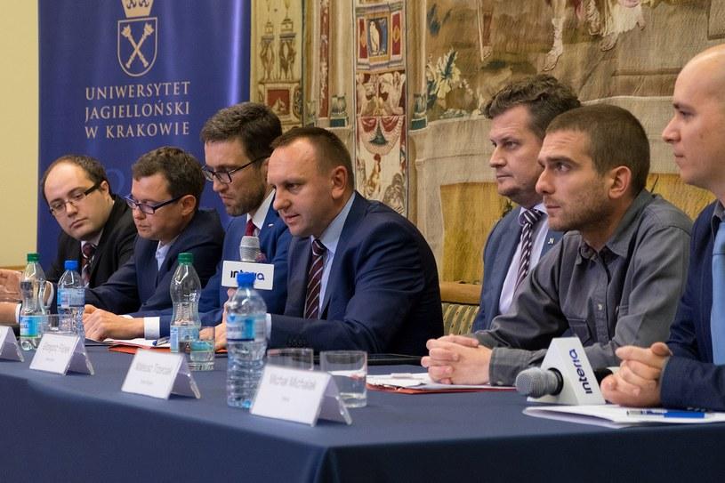 Debata: CETA. Kto zyska? Kto straci? /Paweł Krawczyk /INTERIA.PL