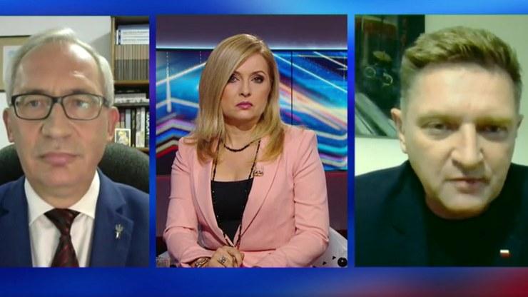 Debata Dnia w Polsat News /Polsat News