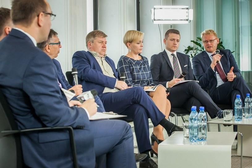 Debata Interii i projektu Polska2041 poświęcona uszczelnianiu systemu podatkowego /Ireneusz Rek /INTERIA.PL