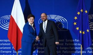 Debata o Polsce w Parlamencie Europejskim. Relacja na żywo
