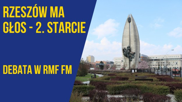 Debata przed wyborami prezydenckimi /Grafika RMF FM