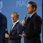 """Debata Tusk-Trzaskowski. Lider PO mówił o """"witkowaniu"""" podczas wyborów"""