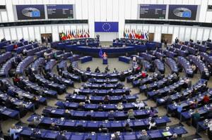 Debata w Parlamencie Europejskim. Patryk Jaki: Cieszy was wszystko, co niszczy Polskę od środka