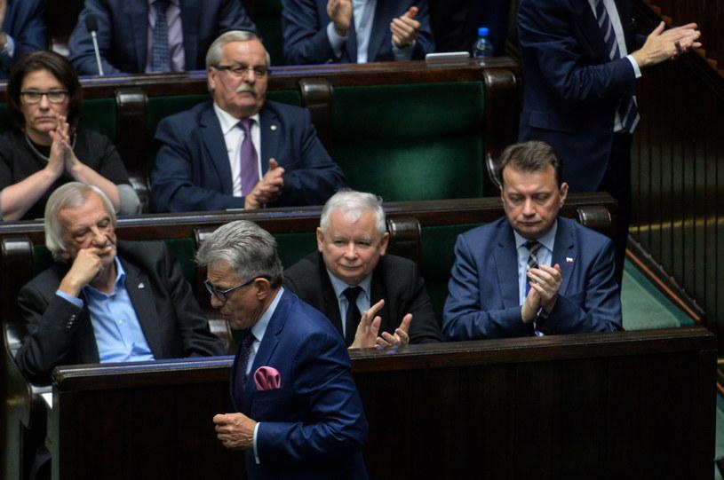 Debata w Sejmie /Marcin Obara /PAP