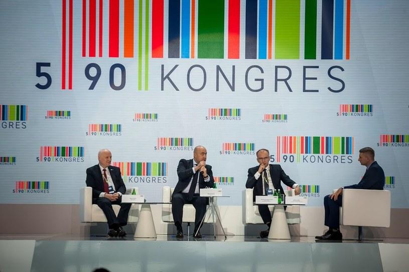 Debaty na Kongresie 590 /Ireneusz Rek /INTERIA.PL