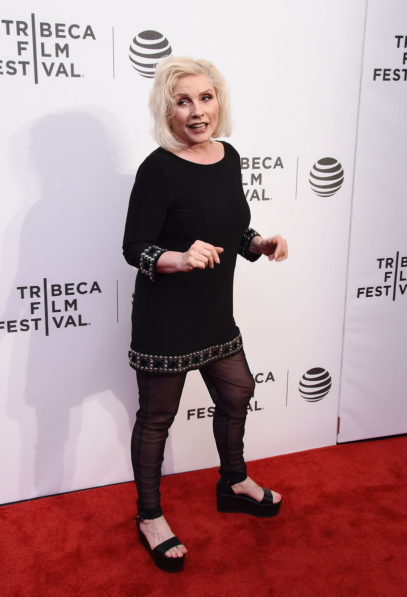 Debbie Harry w 2016 roku /Ilya S. Savenok /Getty Images