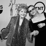 Debbie Reynolds nie żyje. Zmarła zaledwie dzień po śmierci córki Carrie Fisher