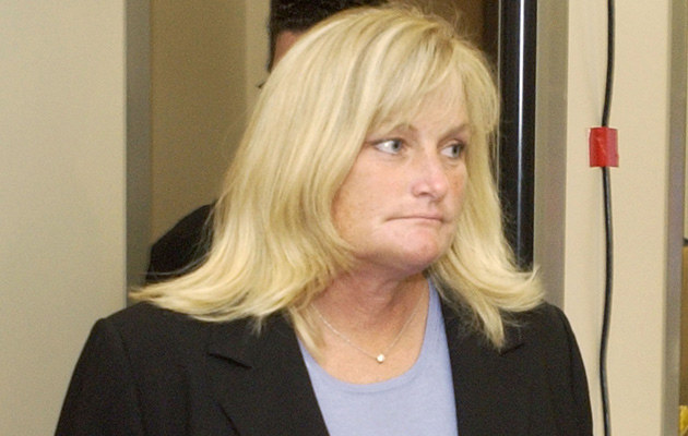 Debbie Rowe, fot. Pool   /Getty Images/Flash Press Media