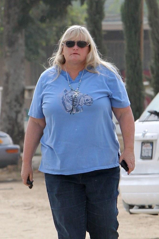 Debbie Rowe /- /East News
