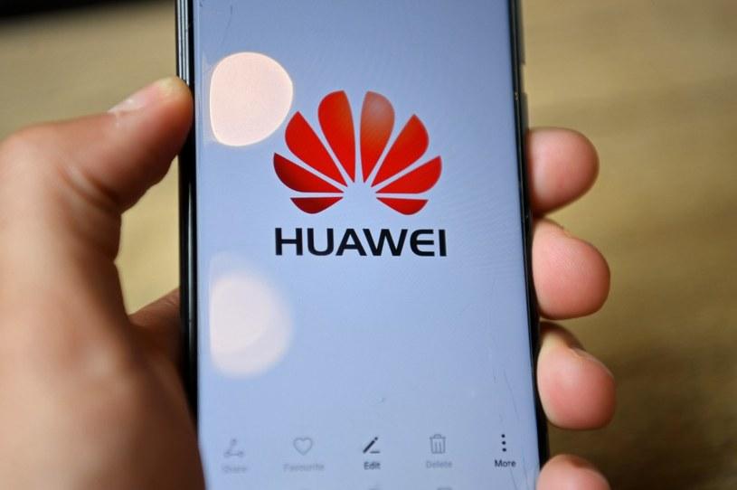 Debiut systemu operacyjnego autorstwa Huaweia staje się coraz bardziej realny /AFP
