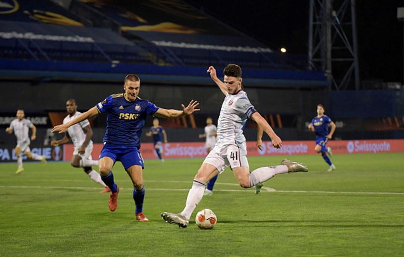 Declan Rice (w białej koszulce) strzelił pięknego gola / Jurij Kodrun /Getty Images