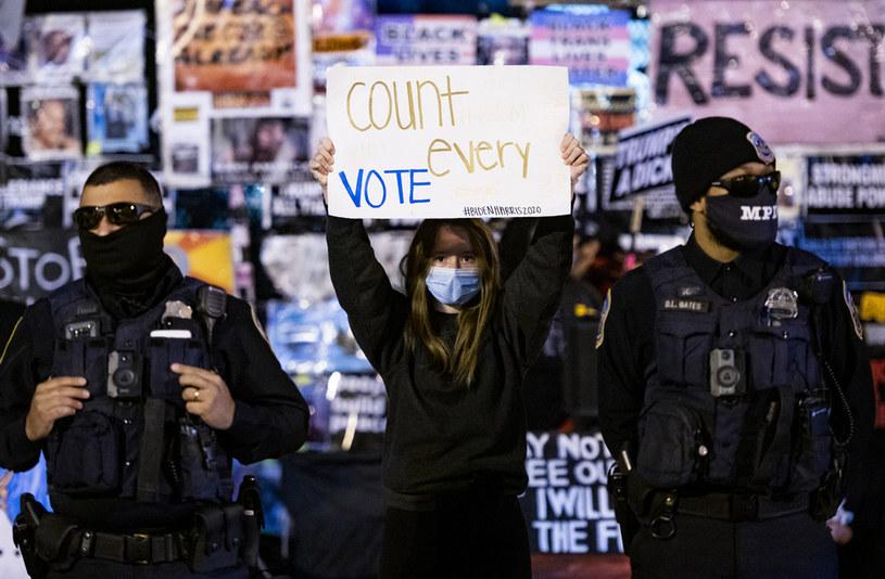 Decydujące mogą okazać się głosy z Pensylwanii /Bill Clark/CQ-Roll Call, In /Getty Images