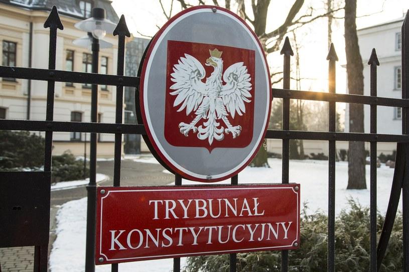 Decyzją prezydenta Andrzeja Dudy ustawa trafiła do Trybunału Konstytucyjnego /Andrzej Hulimka  /Reporter