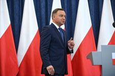 Decyzja prezydenta ws. ordynacji do PE już w Sejmie