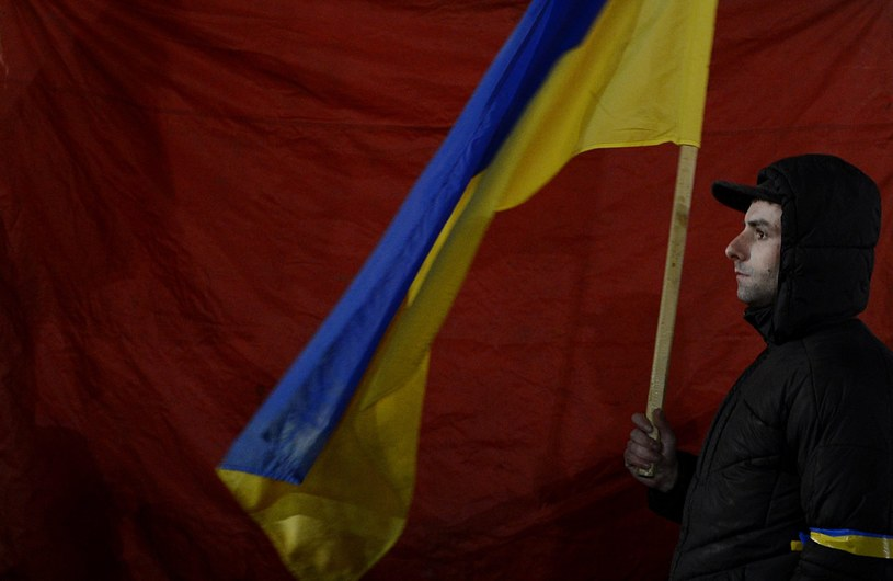 Decyzja Ukrainy wzbudziła protesty /FILIP SINGER /PAP/EPA