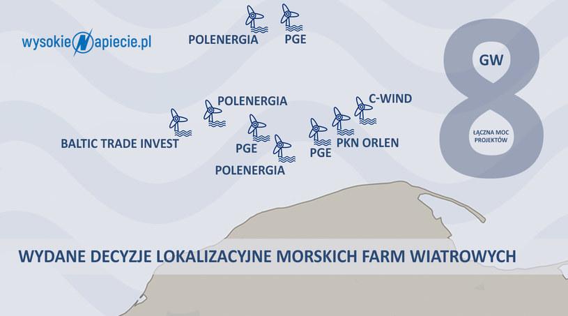 Decyzje lokalizacyjne farm wiatrowych w polskiej strefie ekonomicznej Morza Bałtyckiego /&nbsp