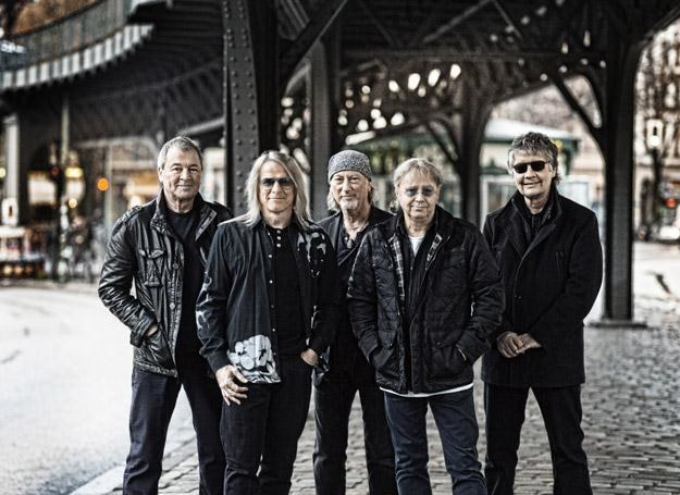 Deep Purple A.D. 2013 (Ian Paice drugi z prawej) - fot. Jim Rakete /Mystic Production