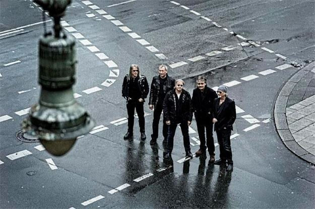 Deep Purple: Faceci w czerni /materiały prasowe