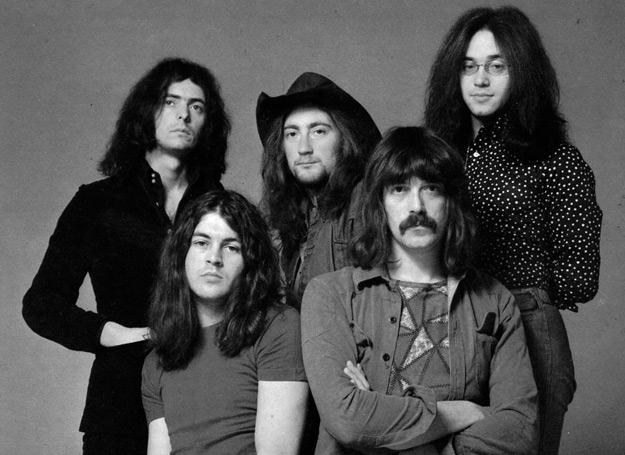 Deep Purple na początku lat 70. /