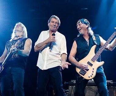 Deep Purple: Spodek nie odleciał