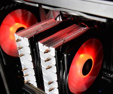 Deepcool Neptwin RGB - chłodzenie wieżowe dla komputerowych entuzjastów
