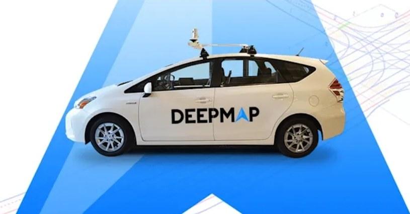 DeepMap /materiały prasowe