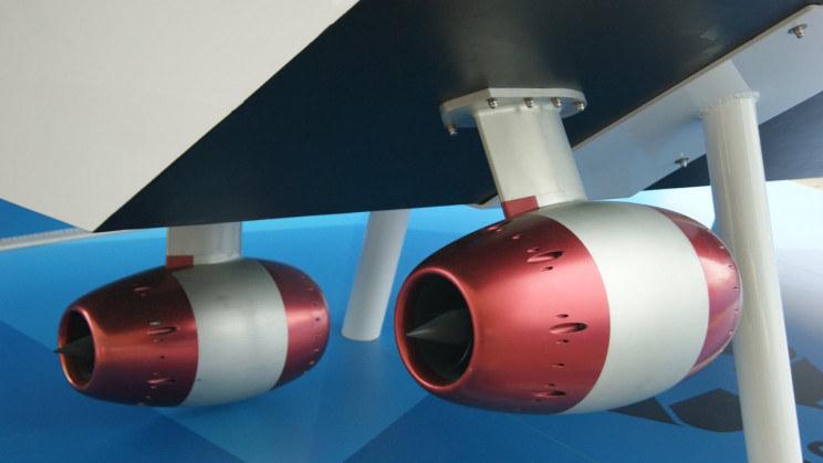 DeepSpeed opracowuje silnik elektryczny dla łodzi i statków. Fot. DeepSpeed /materiały prasowe