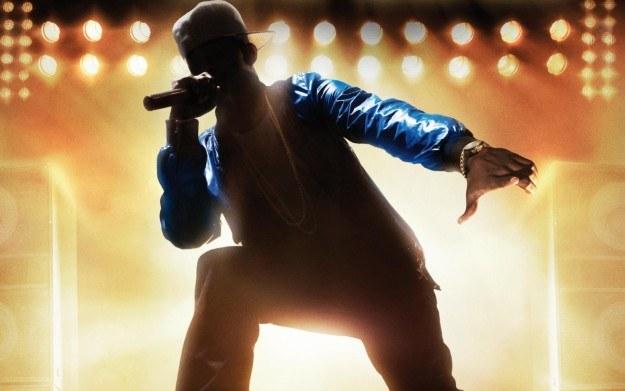 Def Jam Rapstar - motyw graficzny /Informacja prasowa