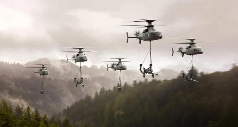 Defiant X trafi do służby dopiero w 2035 roku /materiały prasowe