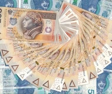 Deficyt budżetu państwa po sierpniu wyniósł 13,3 mld zł