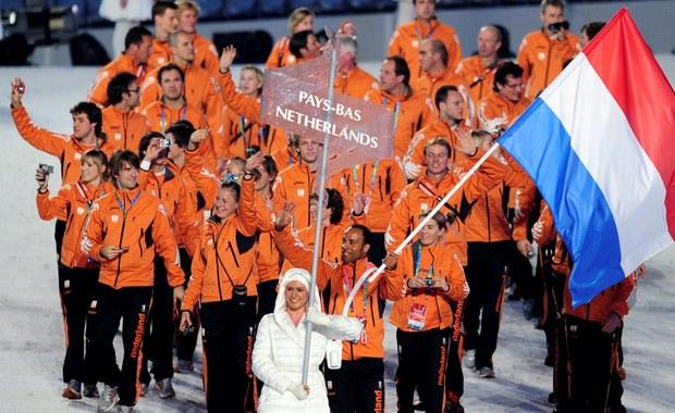 Defilada reprezentacji podczas otwarcia igrzysk w Vancouver