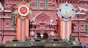 Defilada w Moskwie. Bez udziału Zachodu