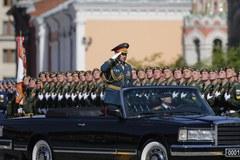 Defilada wojskowa w Rosji