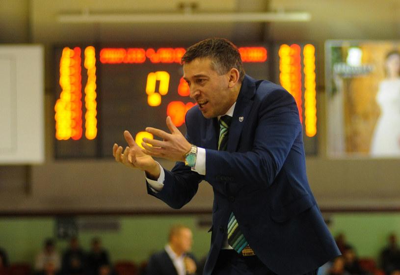Dejan Mihevc /MAREK DYBAS/REPORTER /East News