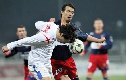 Dejan Ognjanović. Fot. Łukasz Laskowski. /Agencja Przegląd Sportowy