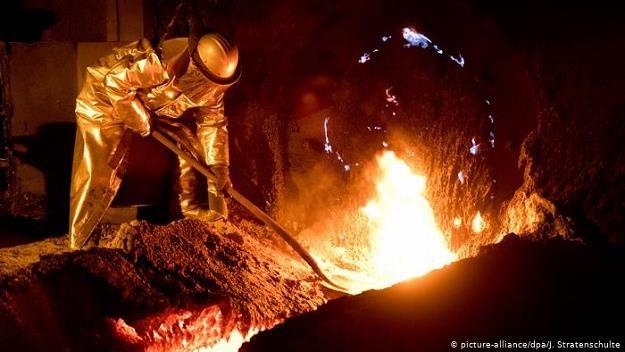Dekarbonizacja gospodarki to ogromne wyzwanie /Deutsche Welle