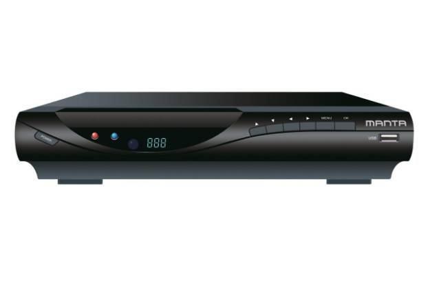 Dekoder TV Cyfrowej DVBT03 /materiały prasowe