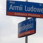 Dekomunizacja warszawskich ulic. Al. Lecha Kaczyńskiego zamiast Armii Ludowej