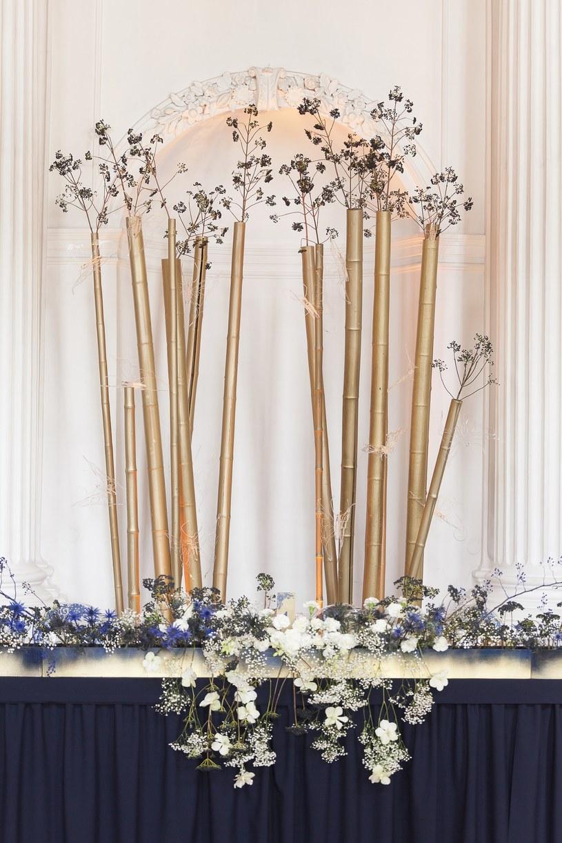 Dekoracje w Zamku w Rydzynie /Wedding