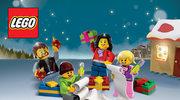 Dekorowanie największej choinki z klocków LEGO w Europie Środkowej