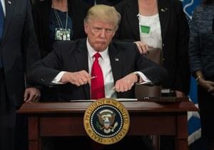 Dekret Donalda Trumpa, który umknął uwadze, a nie powinien