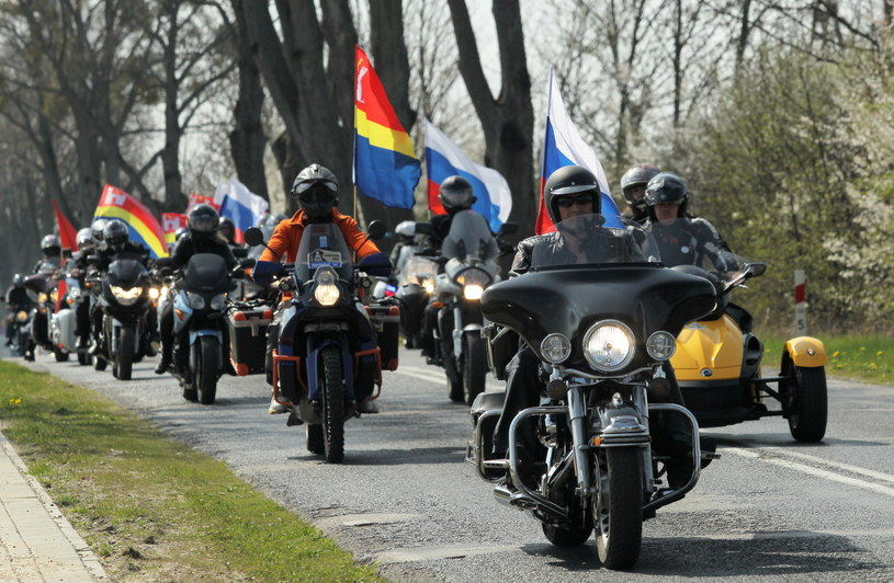 Delegacja rosyjska /Tomasz Waszczuk /PAP