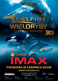 Delfiny i Wieloryby 3D. Plemiona Oceanów