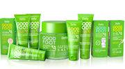 Delia Cosmetics: Linia Good Foot