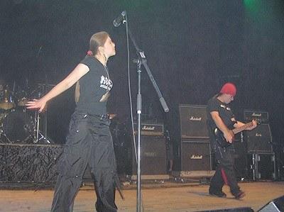 Delight na scenie /INTERIA.PL