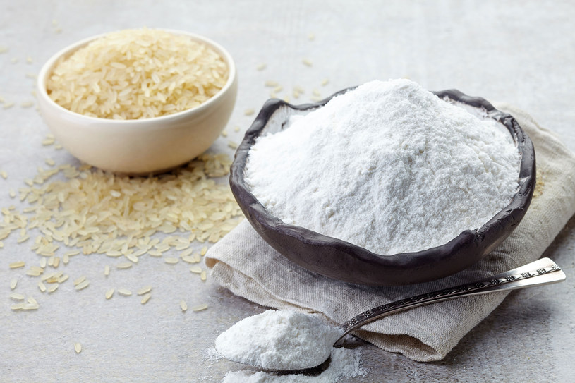 Delikatna maka ryżowa jest idealna dla osób, które mają problem z układem krążenia /123RF/PICSEL