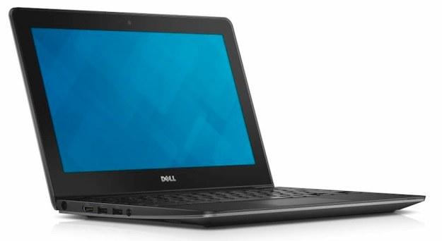Dell Chromebook 11 /materiały prasowe