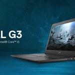 Dell G3, G5 i G7 - notebooki dla gracza